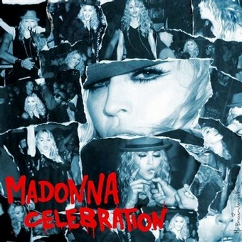 Capa do single de Celebration.