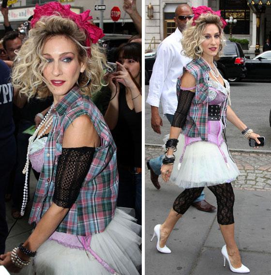 Carrie 80's.... Madonnístico, não??